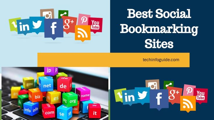 f you are new to blogging, then I am going to tell you a fascinating topic. It is on high pr social bookmarking sites . Also, I am giving you a dofollow social bookmarking sites list 2017.