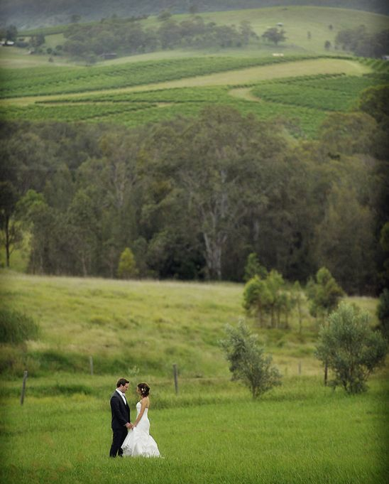 The Hunter Valley Vineyards is a picture-perfect location for your dream wedding! Hunter Valley Wedding Photographer by Impact Images www.impact-images.com.au  #ImpactImagesNSW