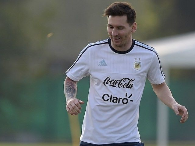 Lionel Messi: 'Whole team deserve credit for Argentina win' #CopaAmerica #Argentina #Football