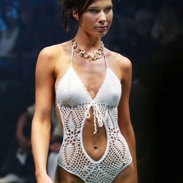 25+ best ideas about Crochet Bathing Suits on Pinterest ...