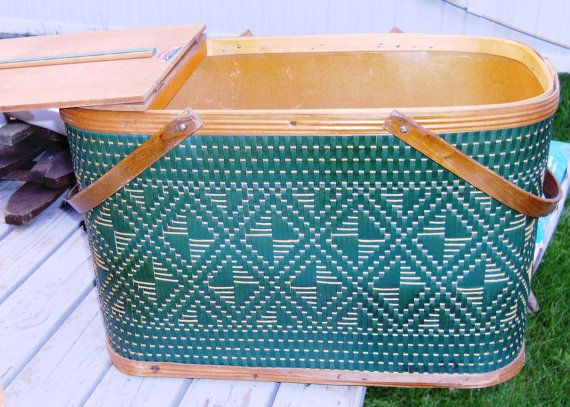 113 Best Images About PICNIC BASKETS On Pinterest