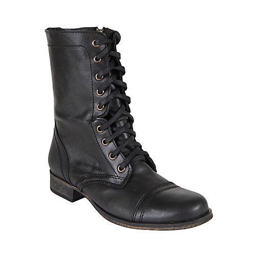Steve Madden Troopa Women's #Combat #Boots Get 5% cash backhttp://www.stackdealz.com/deals/Steve-Madden-Coupon-Codes-and-Discounts--/