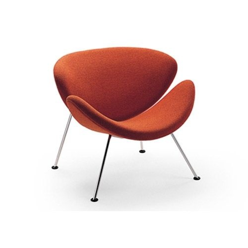 Orange Slice lounge chair F437/B - design Pierre Paulin - Artifort