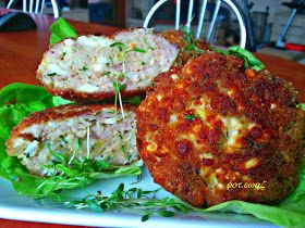 Ewa w kuchni: Mielone mięsno - jajeczne