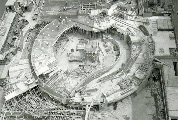Guggenheim foundations