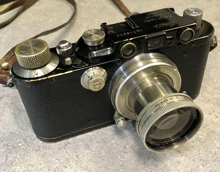 Leica IIIF 1933 Summar 1934
