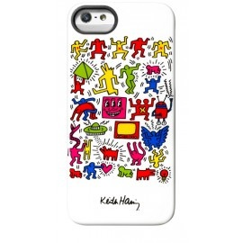 Keith Haring Collage Case for iPhone 5 - £20