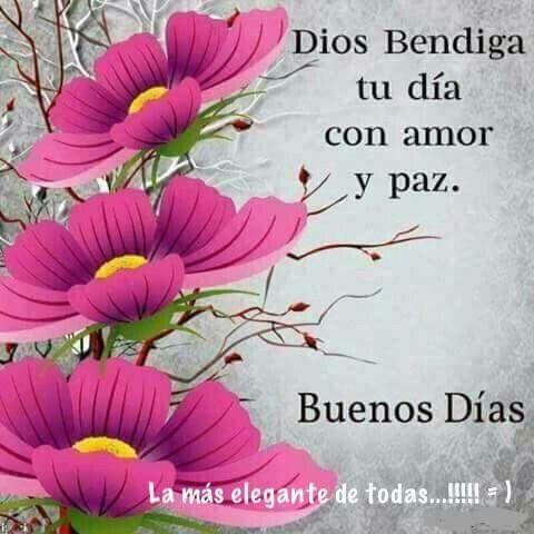 Buenos Dias  http://enviarpostales.net/imagenes/buenos-dias-1066/ Saludos de Buenos Días Mensaje Positivo Buenos Días Para Ti Buenos Dias