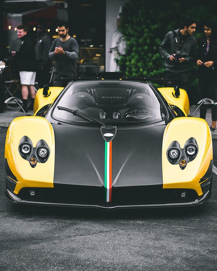 Pagani Zonda Cinque Roadster: Best 20+ Pagani Zonda Ideas On Pinterest