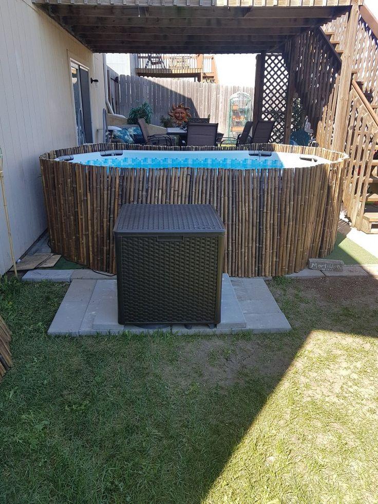 Pool pump cover hack for Intex 1600 gph sand saltwater