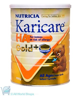 Karicare HA Formula - For Babies at Risk of Allergy http://www.shopnewzealand.co.nz/en/c/Karicare