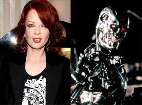 Shirley Manson, Terminator