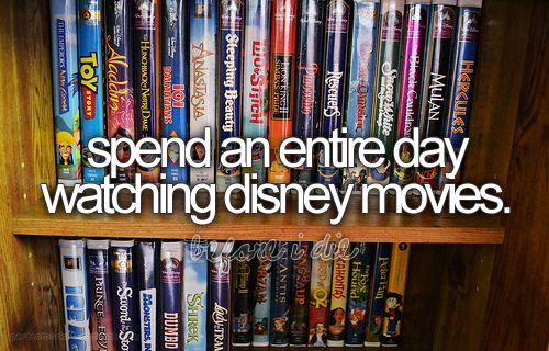 <3 disney movies(: