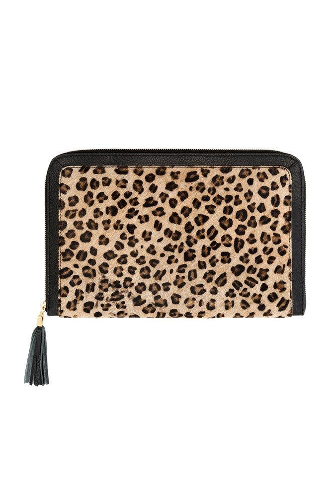 Preston Tech Clutch by Shiraleah - Leopard