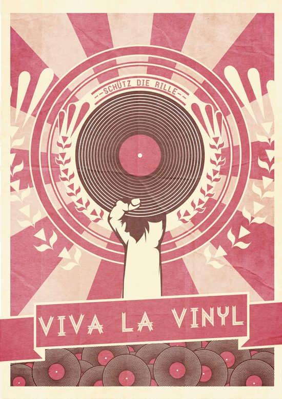 Viva la vinyl