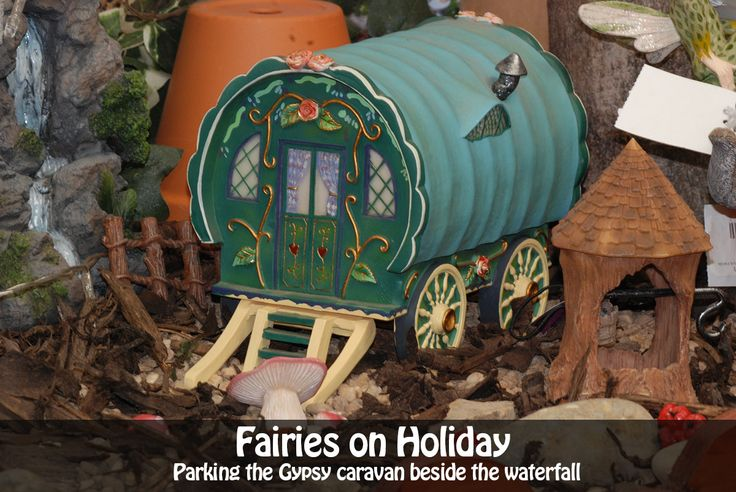 Fairies on Holiday can get up to all sort of magical shenanigans! This one has…
