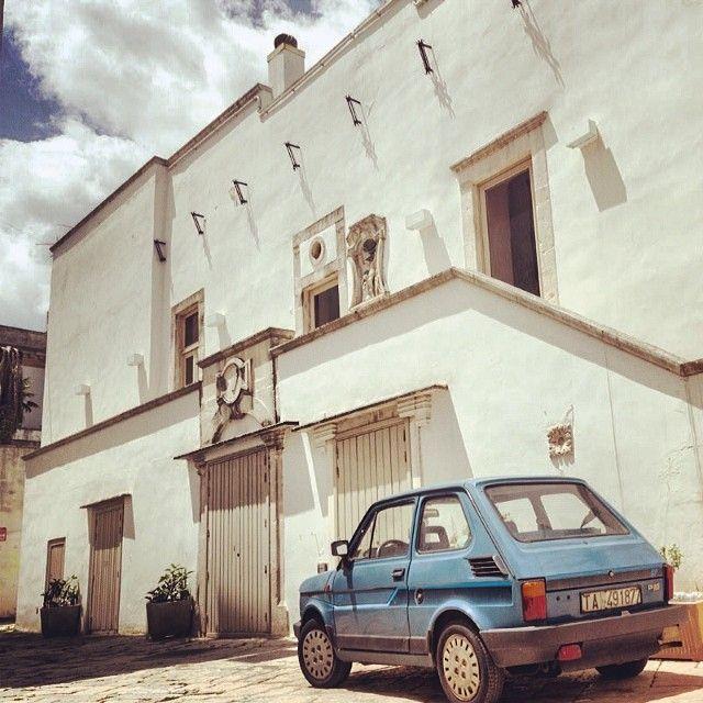 .@Pioggia Store Mozzarelle, burrate e prelibatezze made in Puglia | Uno scorcio del centro storico di #martinafranca. #puglia #italy #valleditria... | Webstagram