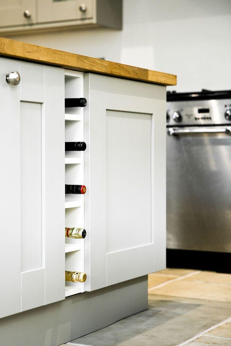 Shaker Kitchen - Image By Alex De Palma