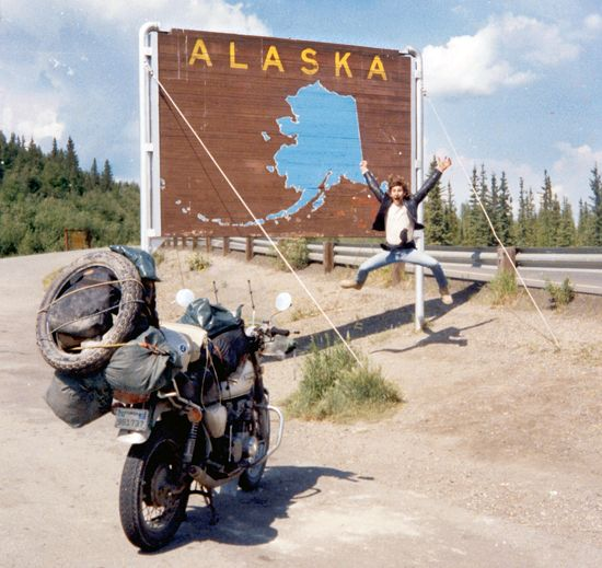 Florida to Alaska on a 1973 Honda CB550: The Summer of 1986 - Classic Motorcycle Touring - Motorcycle Classics