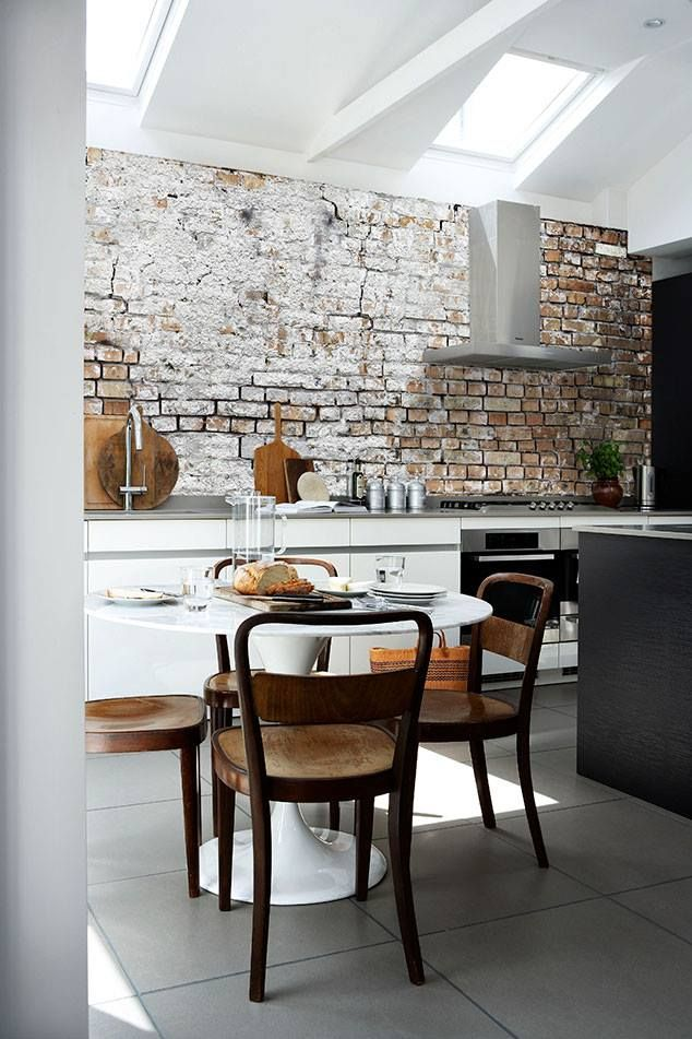Who says the kitchen can not be an awesome interior space ? If u're a genuine cook and spend so many hours per day in your kitchen, why not make it pleasant to see ?  Get our help on www.fototapet.ro !