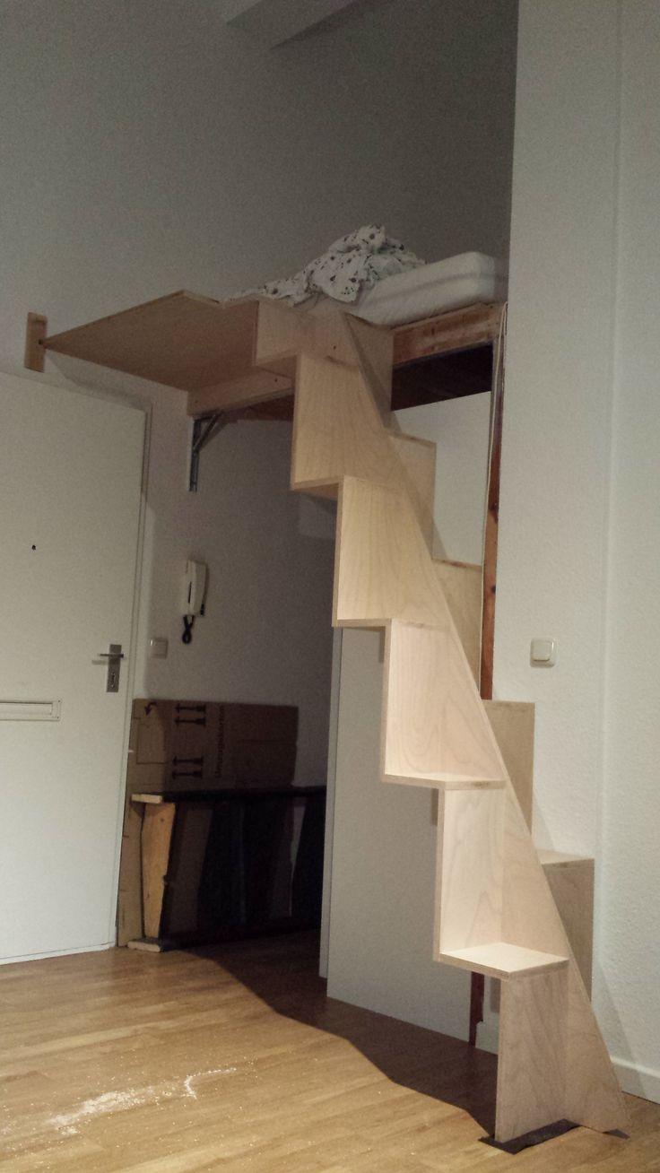 elegant treppe rampe selber bauen haus design ideen. Black Bedroom Furniture Sets. Home Design Ideas
