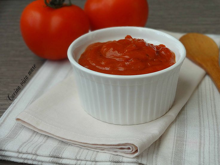 Ketchup+fatto+in+casa