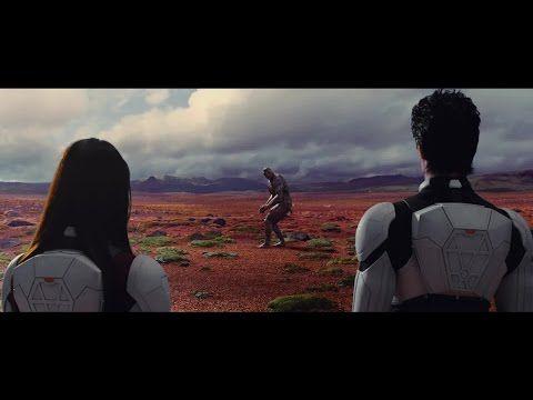 Trailer filmu live-action Terraformars, premiera 29 kwietnia 2016.