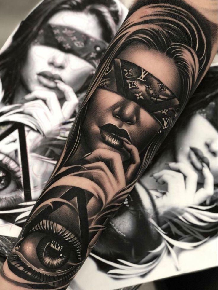 Forarm Tattoos, Neck Tattoos, Dope Tattoos, Hand Tattoos, Sleeve Tattoos, Tattoos For Guys, Gangster Tattoos, Celtic Tattoos, Leg Tattoo Men