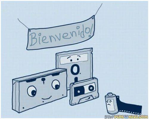 Viejas tecnologías :)