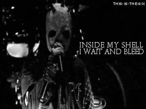First slipknot song I ever learned♥♥