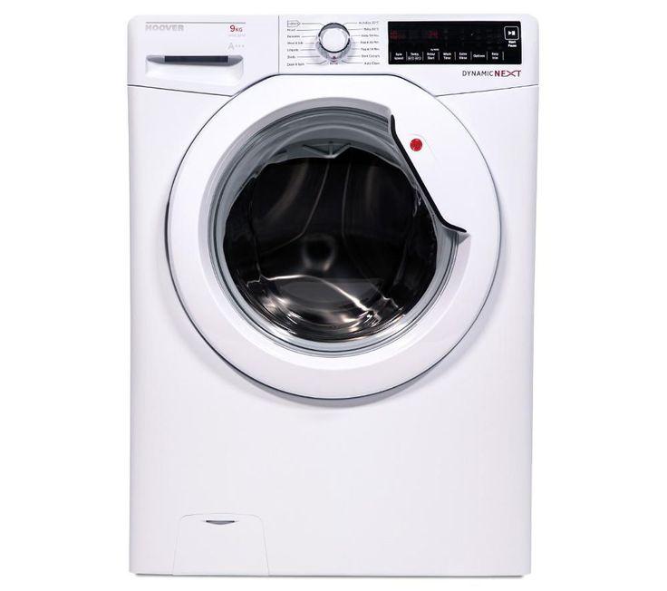 HOOVER DXA49W3 Washing Machine - White