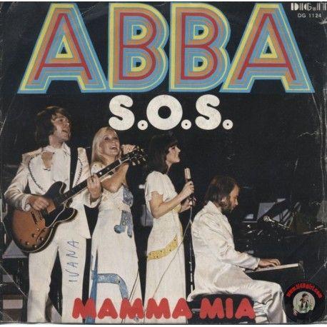 <p>ARTISTA: ABBA<br />LATO A: SOS<br />LATO B: MAMMA MIA</p><p> </p><p> </p>