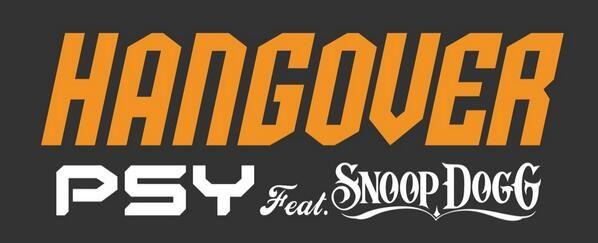 #HANGOVER w/ @Lisa Lassiter-Rice D-6   #psy #psycomebak #psysnoopdogg #ygpsy