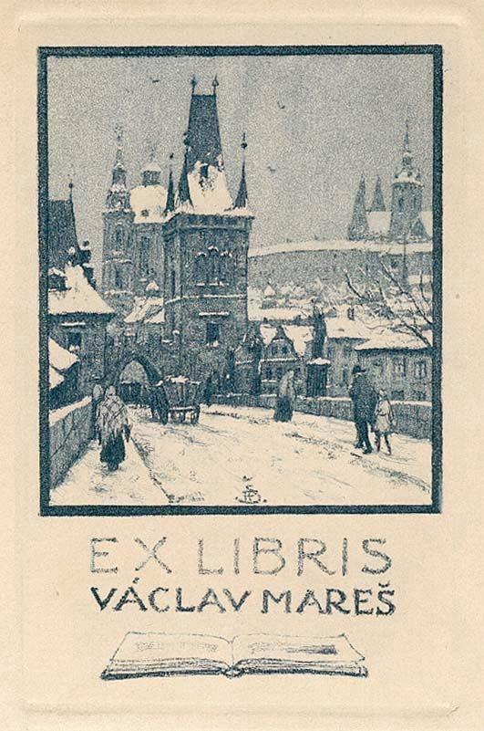 ≡ Bookplate Estate ≡ vintage ex libris labels︱artful book plates - view of…