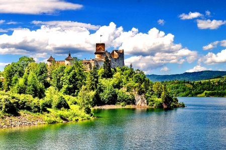 Mazurian Lakes Poland