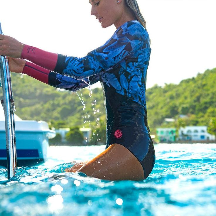 Rip Curl - G Bomb Madi Spring Suit for sunny days in the water