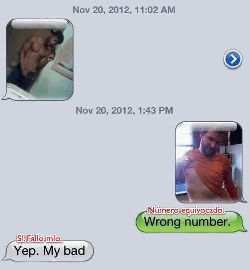Todos nos hemos equivocado alguna vez al escribir un Whatsapp