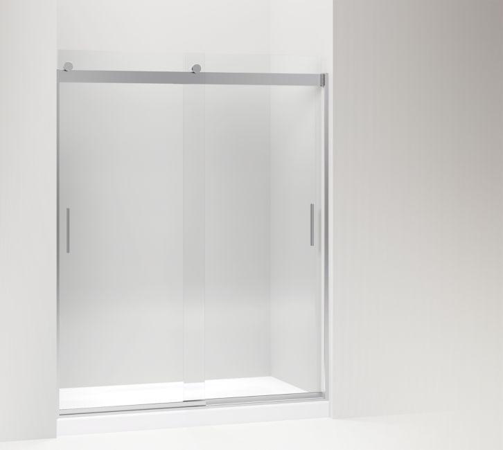 19 Best Images About Bathroom Frameless Sliding Shower