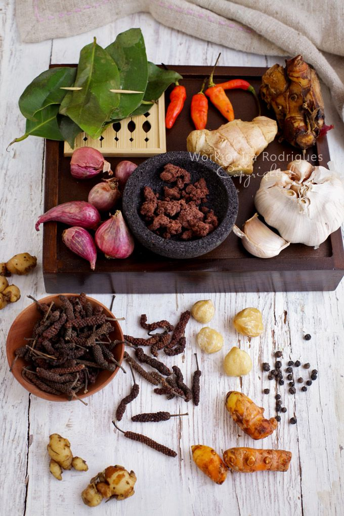 Create a great dish from the land of spices