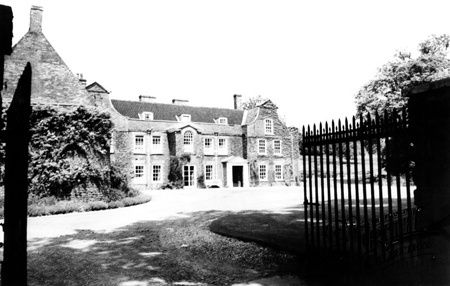 the old hall, snettisham, norfolk, england