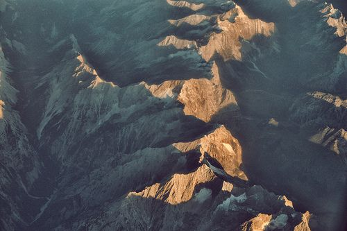 from above: Photos, Unreal, Shadow Lyla, Mountains, Nature, Landscape Photography, Things Beautiful, Light And Shadow