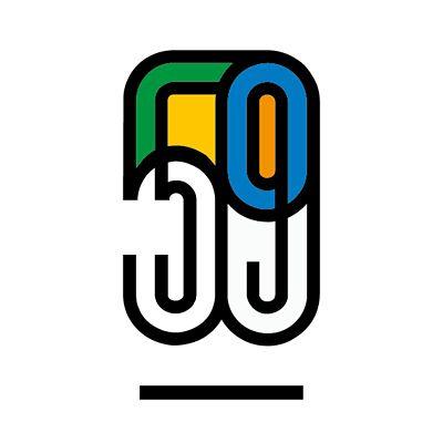 59: Types Typography, Typo Logos No, Personnali Fonts, Typography Design, Design Graphicdesign, Gorgeous Typography, Design Daily, Numbers 59, 59 Typography
