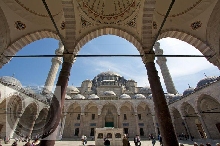 Suleymaniye Mosque 4