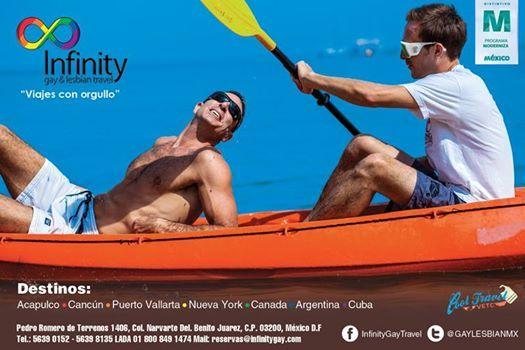 Infinity Gay Travel. Somos tu Agencia de viajes LGBT