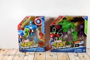 #ad Why We Love Marvel Mashers! #MyMashUp