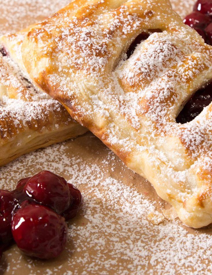 blätterteig muffins süß