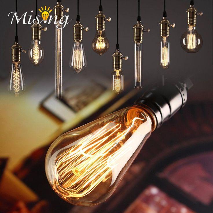 $2.49 (Buy here: https://alitems.com/g/1e8d114494ebda23ff8b16525dc3e8/?i=5&ulp=https%3A%2F%2Fwww.aliexpress.com%2Fitem%2FVintage-Bulb-E27-Incandescent-Light-Bulb-Retro-Lamp-Tungsten-60W-Filament-Candle-Light-Warm-White-Lighting%2F32774152626.html ) Vintage Bulb E27 Incandescent Light Bulb Retro Lamp Tungsten 60W Filament Candle Light Warm White Lighting Fixture 110/220V for just $2.49