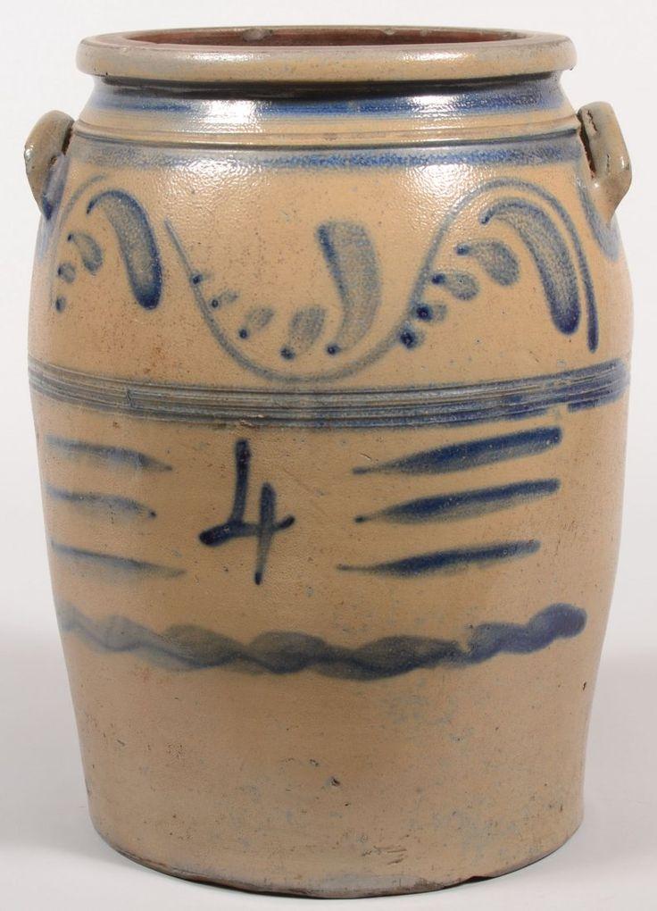 Western Stoneware Crocks