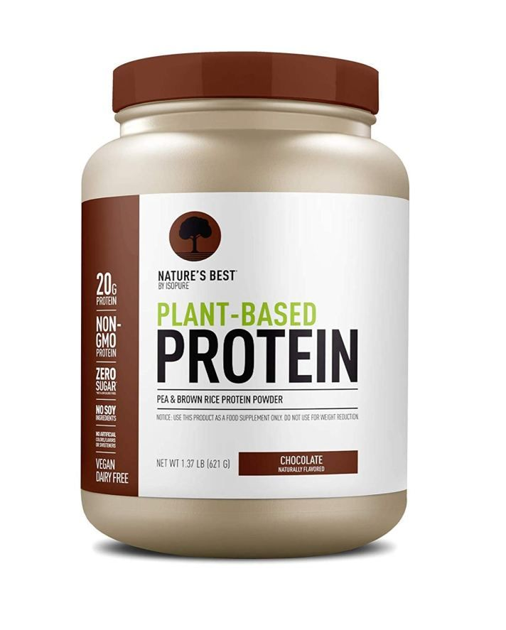 Plant Based Protein Powders That Dont Taste Like An Actual Plant Best Vegan Protein Powder Organic Vegan Protein Powder Plant Based Protein Powder
