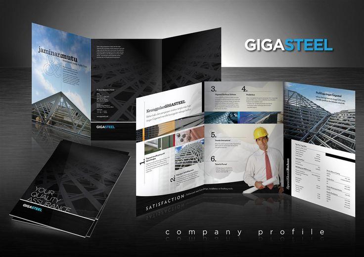Kumpulan Contoh Company Profile Untuk Jasa Desain Serta